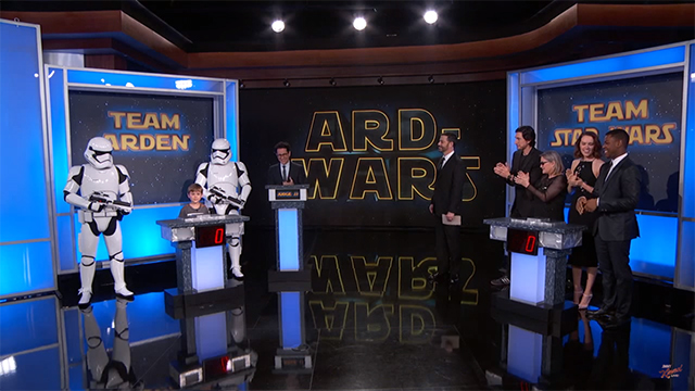 This Made Our Day: 7-Year-Old Beats the Star Wars Cast in a Trivia Game on Jimmy Kimmel Live