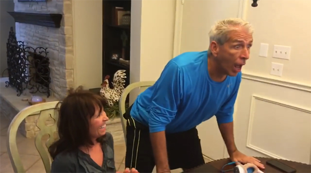 This Made Our Day: Watch This Dad's Reaction when He Finds Out He's Going to be a Grandparent