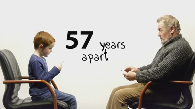 This Made Our Day: A Boy and a Man Talk About Life