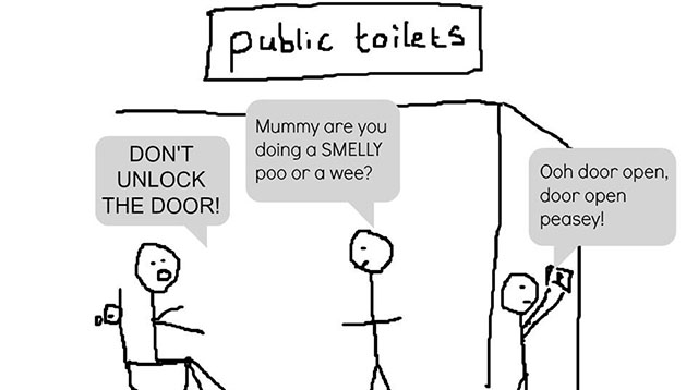 10 Simple But Spot-On Hilarious Comics All About Parenting