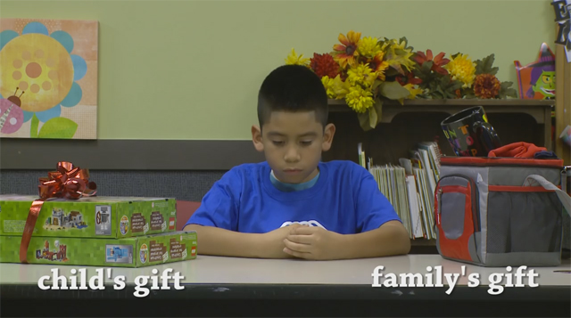 This Made Our Day: Kids Were Asked If They Would Rather Get a Gift for Themselves or for Their Parents