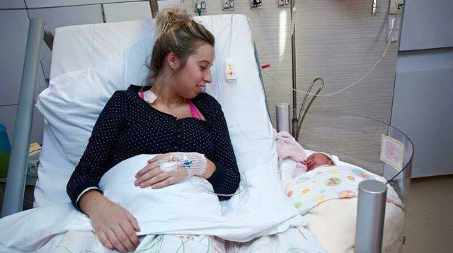 See the Hospital Maternity Bed that C-Section Moms are Clamoring About