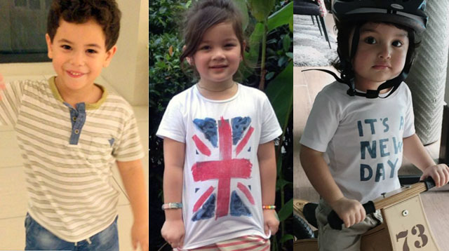 15 Cutest Pinoy Celebrity Kids