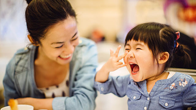 New Study Shows Just How Special A Mom's Voice Is to Her Child