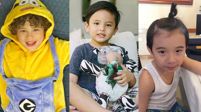 Meet 6 of Manila's Future Heartthrobs