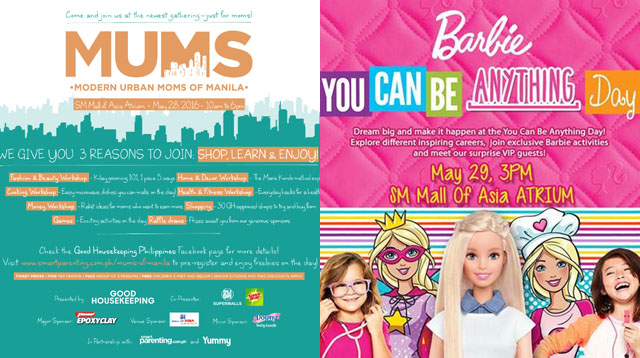 Family Weekender Guide: Things to Do on May 27 to 29