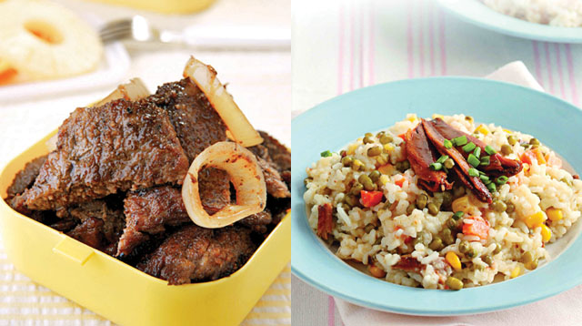 4 Truly Pinoy Dishes for You and Your Child's Baon