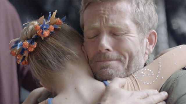 Crying Our Eyes Out at This Special Olympics Ad on Fatherhood