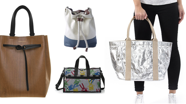 11 Big Bags for the Multi-Tasking Mom