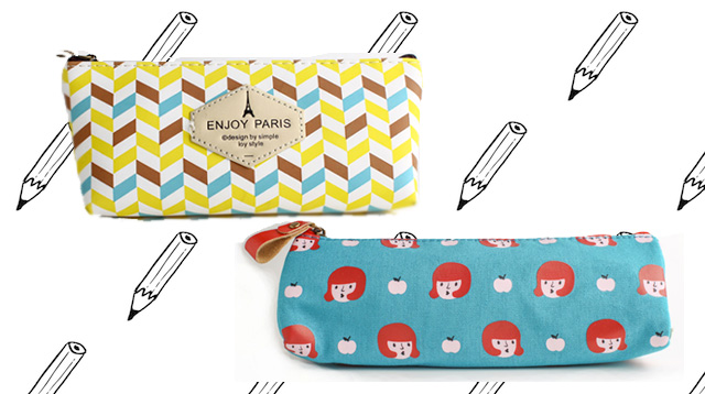 These 10 Pencil Cases Will Make You Wish You Were Still in School