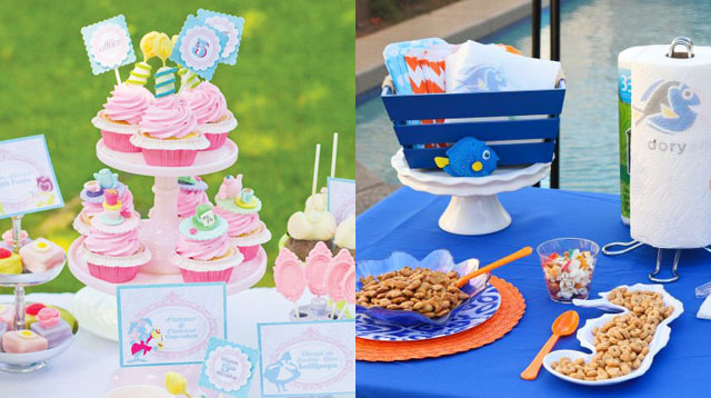 5 Birthday Party Themes Inspired by Movies Everyone's Excited to See