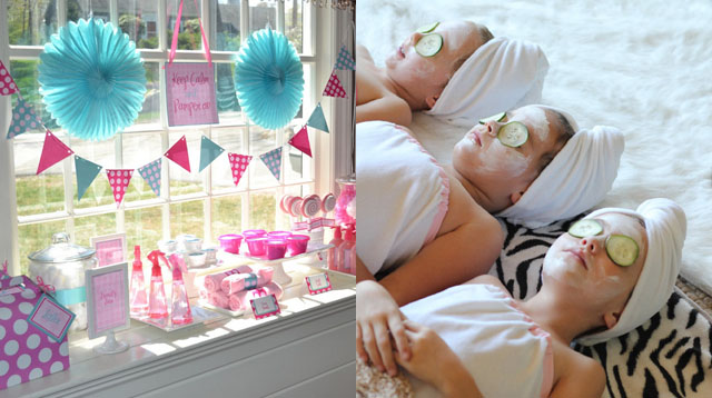 5 Essentials You Need To Throw a Fun DIY Kids' Spa Party