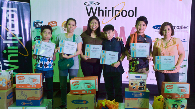 Whirlpool Celebrate Moms for its 5th Year