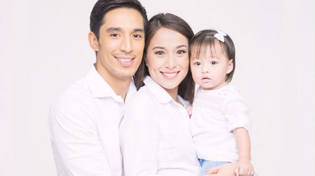 Top of the Morning: Look! Cristine Reyes and Ali Khatibi's Family Photo Shoot