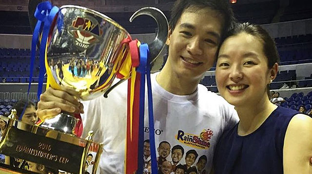 Top of the Morning: Chris Tiu Is Now a Dad!
