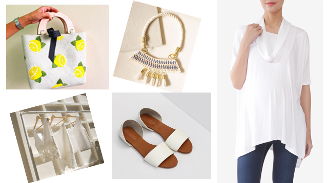 11 White Pieces for Work and Play You Can Wear All Year Long