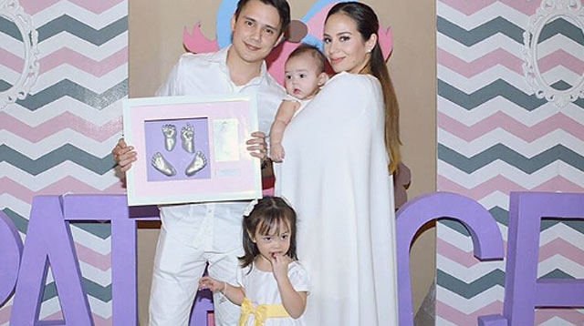 Top of the Morning: Patrick and Nikka Garcia's Daughter Patrice's Dedication