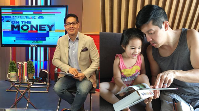ANC Host Edric Mendoza Shares How He Is Raising 5 Money-Smart Kids