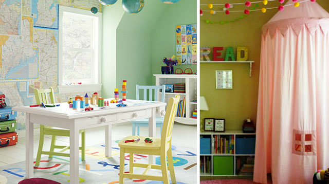 3 Unique Playroom Ideas to Recreate for Your Boys and Girls