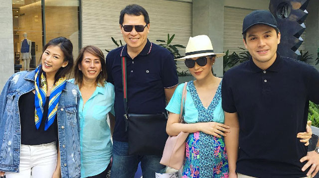 Top of the Morning: Look! Toni Gonzaga and Paul Soriano Vacation in Hawaii