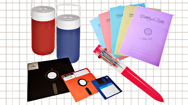 5 Things Only '90s Students Would Know