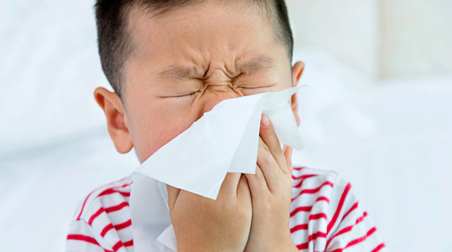 Sipon? Here's What Parents Need to Know About the Common Cold