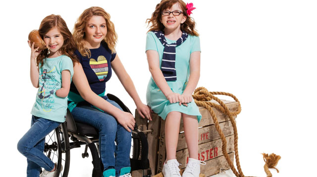 Great Job! Designer Brand Has a Clothing Line for Kids with Disabilities