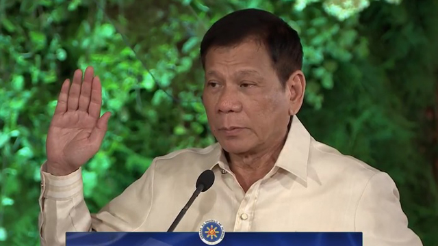 President Duterte: Permanent and Significant Change Must Start In Us