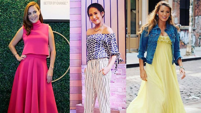 These Celebrity Moms Have One Fashion Rule: Make Your Own!