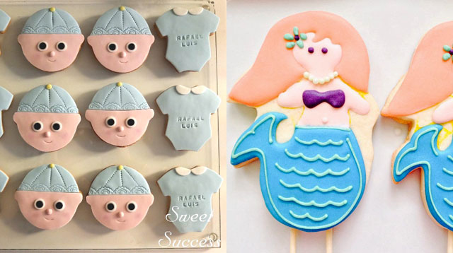 5 Bakeshops for Customized (Cute!) Cookies at Your Child's Party