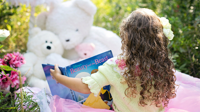 My Daughter Had No Interest in Books. Here's How She Became a Reader