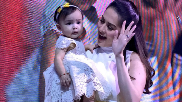Top of the Morning: Baby Zia Wows in Her First Public Gig