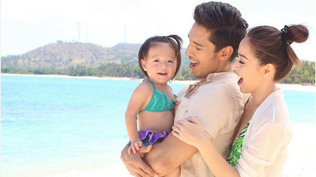 Top of the Morning: Look! Cristine Reyes and Family Hold Photo Shoot on the Beach