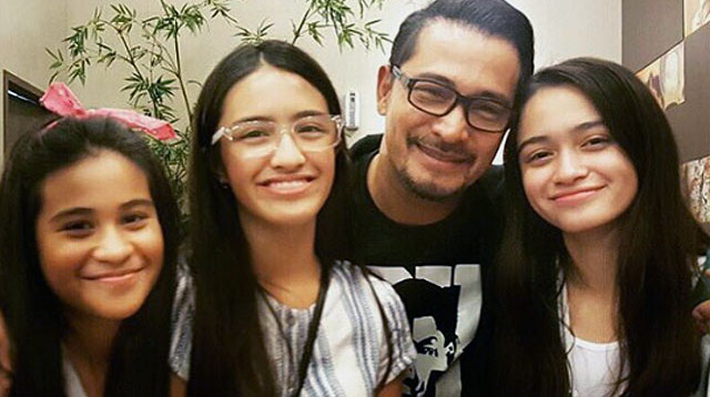 Top of the Morning: Sunshine Cruz Happy About Daughters' Surprise Reunion with Cesar Montano