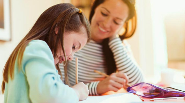 4 Tips To Heed So You Won't Have to Do Your Child's Homework Again