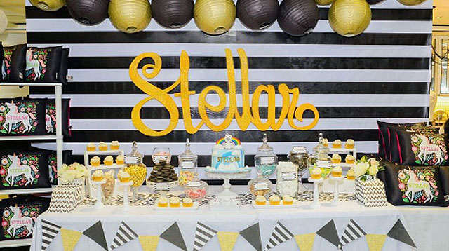 Top of the Morning: A Peek at Chynna Ortaleza and Kean Cipriano's Daughter's Baptism Party
