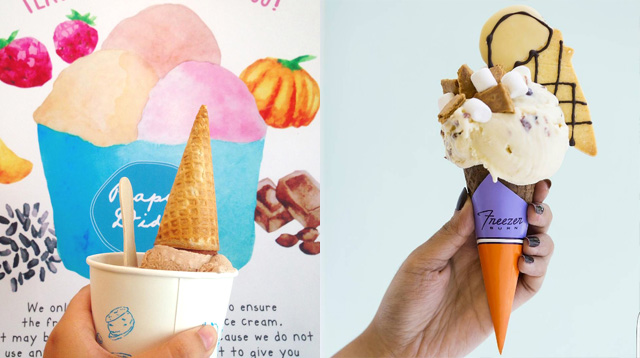 7 Ice Cream Parlors the Whole Family Will Love, Rain or Shine