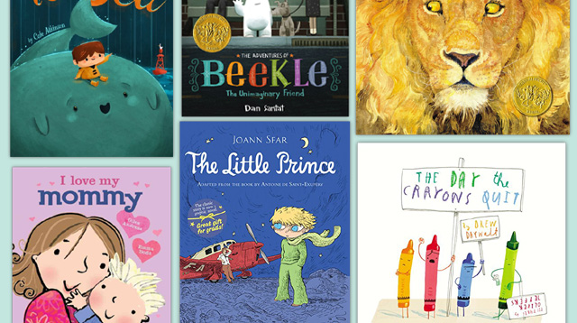 These 9 Books Are Wonderful Birthday Gifts for Toddlers to Tweens