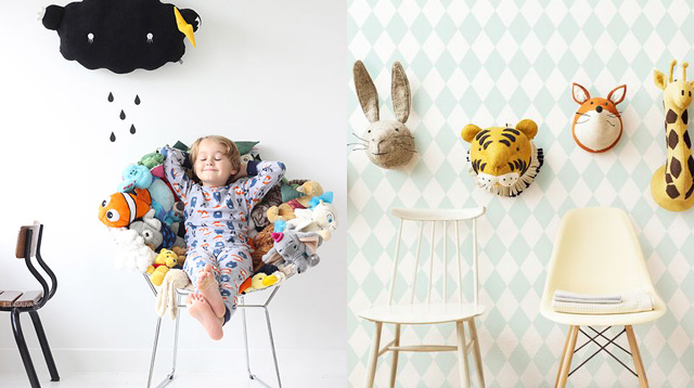 Make a Super Fluffy Chair With Your Child's Unwanted Stuffed Toys