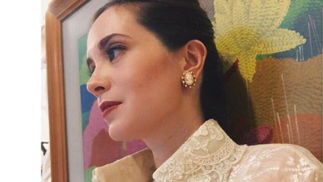 Lucy Torres' SONA Outfit Was Richard Gomez's Upcycled Old Barong