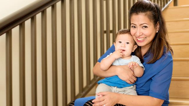 My Birthing Story: Delamar Arias