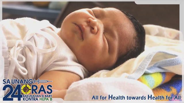 First Dose of Hepa B Vaccine Is Crucial Within 24 Hours of Birth