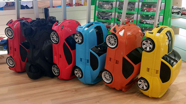 These Adorable Travel Cases Are Perfect for Your Car-Crazy Kids