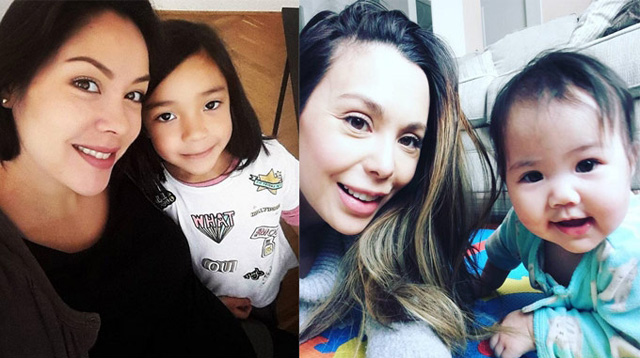 5 Former Celebrities Now Happy Moms Abroad