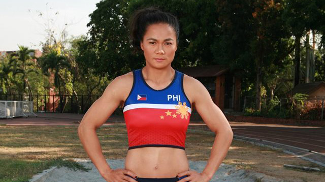 Meet the Filipino Mom Competing in the Rio 2016 Olympics