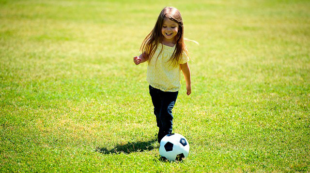 Just 20 Minutes of Exercise 3 Times a Week Can Make Your Child Healthier