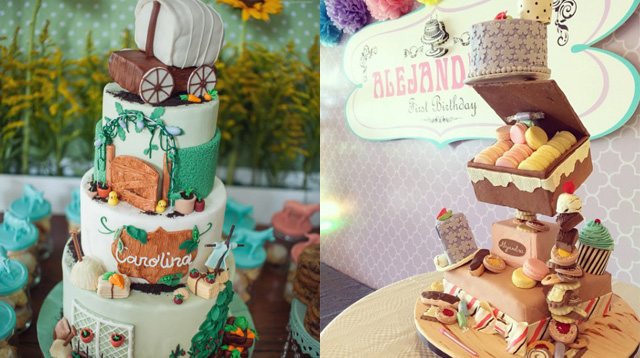 30 Amazing and Showstopper Birthday Cakes