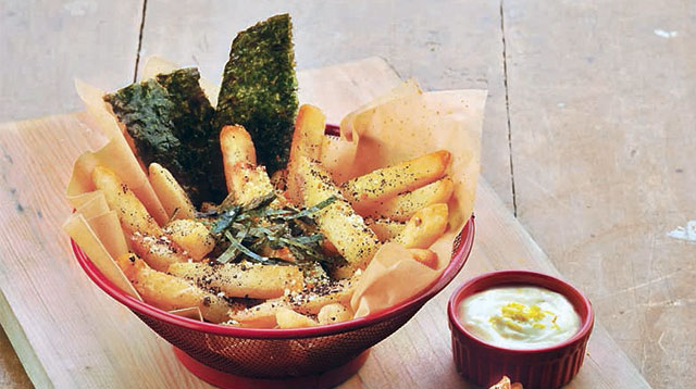 Put a Japanese Twist on Your French Fries