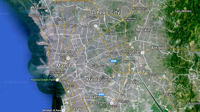 Bookmark This: A List of Flood-Prone Areas in Metro Manila