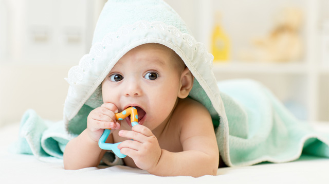 What Every New Parent Should Know About Baby's Teething